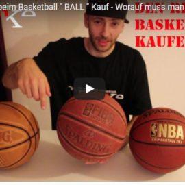 Der beste Basketball – Was muss man beim Kauf beachten